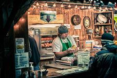 ham semolina - christmas market abensberg (relaxedhothead) Tags: apsc fuji xe2 xf 35 jpeg lightroom raw abensberg weihnachtsmarkt christmas market ham semolina schinkensemmel