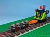 Rail Granite Grinder (dr_spock_888) Tags: lego mod trains power miners rock monsters dynamite