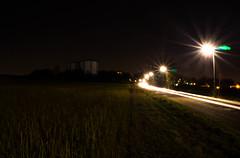 Isinger Feld (dinos-fotowelt) Tags: essen stadtessen kray wassertürme isingerfeld leithe langzeitbelichtung lzb