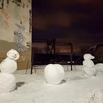 Snowman, snowheart, snowbird thumbnail