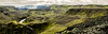 Almenningar (ingoal18) Tags: laugavegur laugavegurinn d7100 nikkor 18140mm nikon green grün trail iceland island landscape landschaft stones fluss bach glacier gletscher beautiful