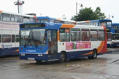 32458 - N458 PAP (Solenteer) Tags: stagecoachsoutheast eastkent 32458 n458pap dennis dart alexander dash canterbury