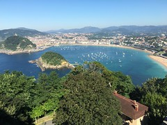 San Sebastian, Basque Country!