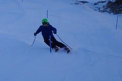 Ski Club Dent Blanche training days in Arolla