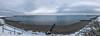 Crescent Beach-48 (Robert Henrickson) Tags: crescentbeach snow deserted ocean longexposure clouds pier beach winter offseason panorama beachscape stormseason rain vancouverisawesome explorebc beautifilbc stillwater