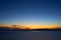 DSC00076c.o. 有明海残照 Ariake Bay Sunset (Keishi Etoh rough-and-ready photoglaph) Tags: sony a7ⅱ sonya7ⅱ emount ilce7m2 sonyilce7m2 voigtländernoktonclassic35mmf14sc voigtländer cosina mf manualfocuslens primelens fixedfocallengthlens 単焦点 準広角 35mm 35mmfullframe