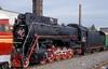 LW-18002  St. Petersburg  04.06.06 (w. + h. brutzer) Tags: stpetersburg eisenbahn eisenbahnen train trains railway dampflok dampfloks zug lokomotive locomotive steam gus webru analog nikon