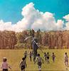 hsd (woodcum) Tags: collage grimreaper death kids children color vintage grain sky cloud forest woodcum surreal