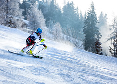 Ex White Knight, Verbier (Matt_Noone - www.10photography.co.uk) Tags: britisharmy verbier switzerland skiracing