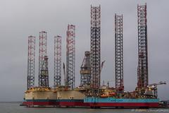 Maersk drilling (Esbern Christiansen) Tags: maerskgroup mærskgiant danmark drilling drillships esbjerg high imo8415768 jack jackups maersk maerskresolute maerskresolve ocean oil oilindustry oilplatform oilrig outdoor plat resolute resolve sea ship ups water