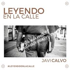 "Libro ""Leyendo en la Calle"". Ya a la venta! (Javi Calvo) Tags: street photography black white bw books newspapers javi calvo salamanca porto oporto lisoa madrid orihuela reading"