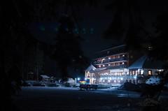 Mummelsee (KarmaLama63) Tags: lake ice frost black forrest schwarzwald nacht night mummelsee hornisgrinde winter