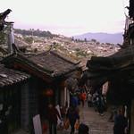 Lijiang Altstadt
