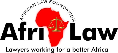 African Law Foundation logo