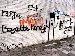 Street art - Nijmegen (mdarowska) Tags: city streetart holland netherlands dutch nijmegen europe thenetherlands nl visitholland