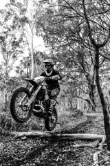 Was great to get to shoot some sport for the first time! (camron.dixon93) Tags: blackandwhite motorbike motocross stunt