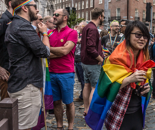DUBLIN 2015 LGBTQ PRIDE PARADE [WERE YOU THERE] REF-106025