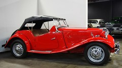 1953 MG TD Roadster '6aOS914' Top up 3 (Jack Snell - Thanks for over 26 Million Views) Tags: mg 1953 roadster td 6aos914