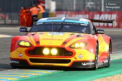 Le Mans 2015 Aston Martin Vantage V8 (Javier Frauca) Tags: car sport race canon martin mans le hours 24 resistencia endurance velocidad lemans v8 aston carreras motorsport vantage 2015 heures 70d lemans2015