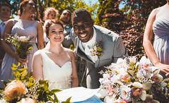 KC & Alec // Backyard Wedding // Sarnia, Ontario