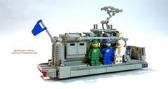 SpaceTram (Horcik Designs) Tags: classic station star lego space tram s stormtrooper jar spaceman sw spaceship neo wars binks spacegirl jarjar ncs
