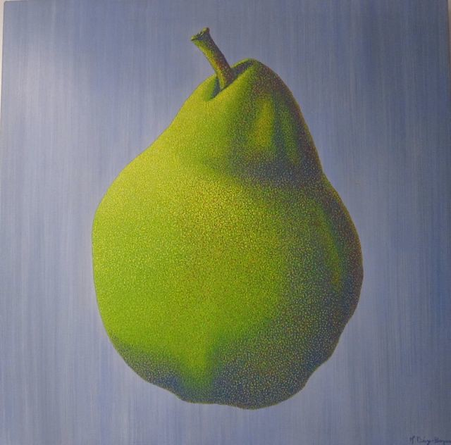 A Singular Pear - Warringah Art Prize 2015 Nominee