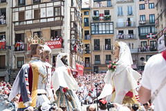 "SAN FERMIN 2015 14 • <a style=""font-size:0.8em;"" href=""http://www.flickr.com/photos/39020941@N05/19505328778/"" target=""_blank"">View on Flickr</a>"