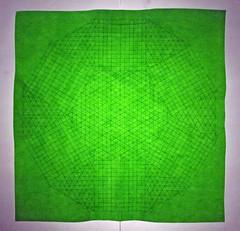 Watering Fujimoto´s garden (mganans) Tags: grid origami tessellation fujimoto