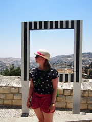 Anette near Mt Zion we're The Tomb of David is.