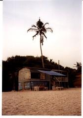 Beach bar, near Accra