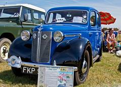 Austin 8 FKP 939 (JOHN BRACE) Tags: austin kent rally 8 steam seen 1939 weald fkp 939 tn26 3qy woodcurch