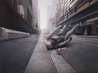 Jeremy Geddes - The street