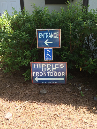 Hippie-Friendly Establishment