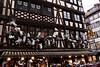 P1000701 (jarodxp) Tags: strasbourg marché de noel macro boulles décoration pomme damour jouet bois lanterne santons lanternes alsace sapin voiture