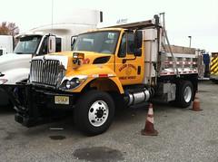 Salem County, NJ 2016 International Workstar 7400 SFA dump-plow - truck No. 29 (JMK40) Tags: international workstar 7400 navistar n9 allison dumptruck salem county nj highwaydepartment government municipal snow plow sander truck
