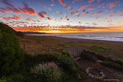 DSC_2282 (puconex) Tags: sunset httpwwwflickrcomgroupsatardeceramanecer atardecer chile taucu surdechile ndg 12 ocasos crepusculos seascape playasdechile playasdesurf happynewyear