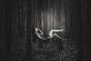 15/365 (Molinafucker) Tags: levitation levitacion blackandwhite molina molinafucker molinaphotography black dark white women woman monocromatico fly volar blackdiamon photoshop