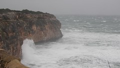 21-1-17 storm coast (Geminiature Nature+Landscape Photography Mallorca) Tags: mallorca storm tormenta marítimo temporal wind viento rachas olas golven waves coast kust costa