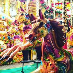 Christmas Carousel (louiseh24) Tags: carouselhorse brum birminghamuk birmingham germanchristmasmarket december 2016 christmaslights christmas carousel