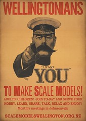 Scale Models Wellington - Join Up