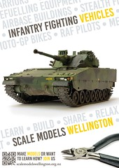 Scale Models Wellington - Infantry Fighting Vehicles
