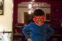 Who Is That Masked Man? December 29, 2016 (acyee) Tags: acyee kaiduncanyee 366 3662016
