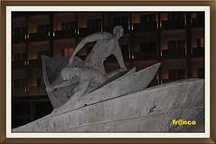 """Fontana de """"i Malavoglia"""" (fr@nco ... 'ntraficatu friscu! (=indaffarato)) Tags: italia italy sicilia sicily catania fontana malavoglia"""