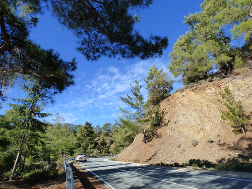 Troodos, en route to Kykkos Monastery (8)