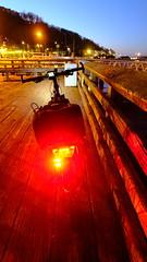 My ride at Marination Makai, West Seattle (alextutu1821) Tags: scott bike marination westseattle seacrestpark