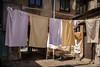 Łódź city. (Tomasz Aulich) Tags: washing laundry wash clothes backyard łódź city urban architecture building window street travel poland vintage oldschool colour europe rust old stilllife sigmalens nikon
