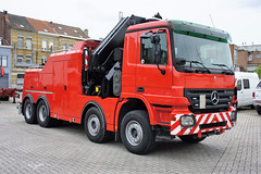 MB Actros (Vehicle Tim) Tags: mercedes mb lkw truck fahrzeug actros towtruck abschleppwagen