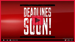 ACRM_Vidclip_Submit_DeadlinesSoon.jpg (ACRM-Rehabilitation) Tags: evidencebased rehabilitation research scientificresearch scientificpaperposters acrm progressinrehabilitationresearch pirr2017 pirr stroke braininjury neurodegenerativediseases neuroplasticity spinalcordinjury sci speaker medicaleducation medicalconference improvinglives disabilities institution healthpolicy continuingeducationcredits credits