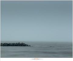 Looking through rainclouds (nandOOnline) Tags: zuiderzee wind water strekdam ijsselmeer dam vogels rain meer natuur paardvanmarken storm landschap marken regen nholland nederland