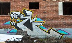 DSC_1556 (rob dunalewicz) Tags: 2017 atlanta abandoned urbex graffiti tags cinco lsd aub